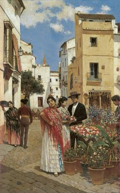 Joaquín Turina y Areal (Sevilla, 1847 - Sevilla, 24 de noviembre de 1903)