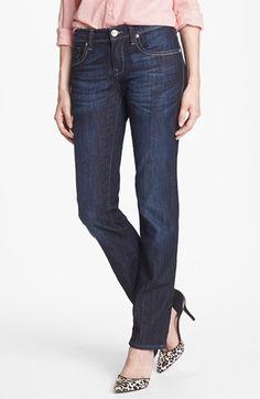 Mavi Jeans 'Molly' Straight Leg Jeans (St. Tropez) | Nordstrom $98.00