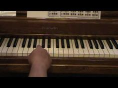 How to Play the Piano by Ear Lesson 1 Establishing the Notes by Jerry Moon