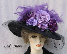 d9d1684ce29a5 Hatshapers Moulds and Lady Diane s Reproduction Hats - Ideal for for  Re-Enactment Victorian Era
