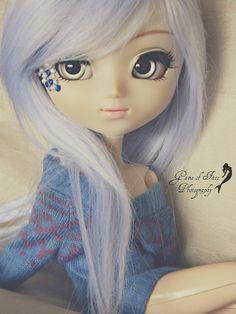 Adeline - Pullip Chelsea Custom #pullip#doll#hobby                                                                                                                                                     More