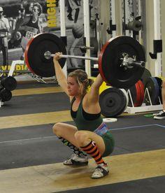 Olympic Lifting Seminar w/ Sage Burgener, at CrossFit East Decatur...