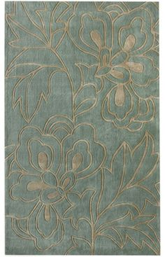Rugs USA Keno Structures Seafoam Rug Traditional, home decor, interior design, style, pattern, decor, Rugs USA