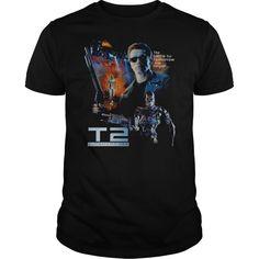 Terminator 2 Battle T-Shirts, Hoodies. Get It Now ==► https://www.sunfrog.com/Movies/Terminator-2-Battle-.html?id=41382
