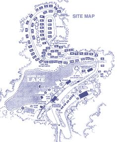 Map Of Rosecreek Campground In Franklin Nc Absolutely