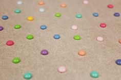 DIY Enamel Dots  Michelle Yuen Design 325 derees 20 min
