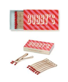 match stick bobby pins by kate spade (no longer on sale?)