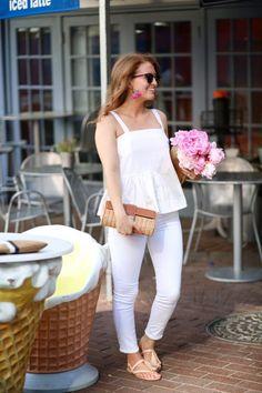 342ff706561f4 (Design Darling). White SkinniesWhite JeansWhite ...