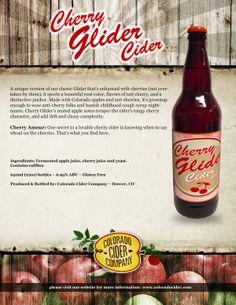 Colorado Cider - Cherry Glider