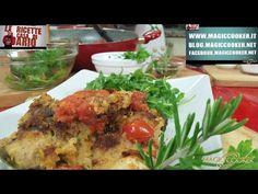 Le fettine panate preparate da Dario con Magic cooker 136 - YouTube
