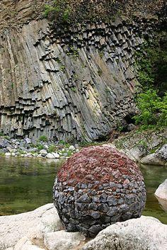 gorgeous basalt