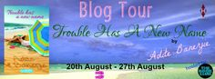 Review – Trouble Has A New Name by Adite Banerjie | Ruchi Vasudeva Author's nook