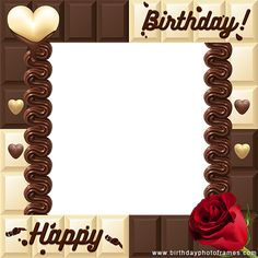 Create your own birthday card with our easy to use and free birthday greeting cards maker with photo and celebrate your special day with smile and happiness. Free Birthday Greetings, Birthday Wishes With Photo, Happy Birthday Jan, Birthday Card With Name, Happy Birthday My Friend, Birthday Photo Frame, Happy Birthday Template, Cool Birthday Cards, Happy Birthday Flower