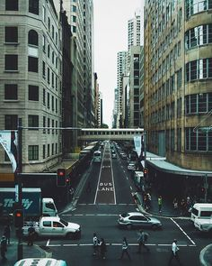 Castlereagh St is easily the most photogenic spot in the Sydney CBD.  #seeaustralia #ilovesydney
