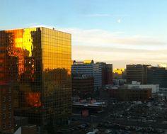 Morning at the Plaza #yeg