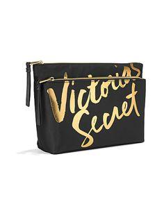 The VS Double Zip Bag - Victoria's Secret - Victoria's Secret