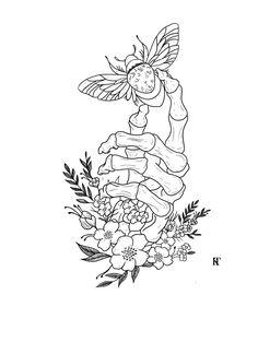 Tattoo Sketches, Drawing Sketches, Tattoo Drawings, Body Art Tattoos, Small Tattoos, Sleeve Tattoos, Art Drawings, Clock Tattoos, Tatoos