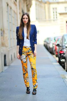 Shop this look on Kaleidoscope (pants, blazer) http://kalei.do/WyTK1ezkLshMhCMj