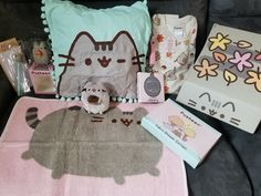 Unveiling The Fall 2017 Pusheen Subscription Box - Innerbombshell.com