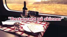 præsentationsvideo, restaurant på skinner, mad på farten, togvogn, spisevogn, dsb, togkupe, ideudvikling, koncept-ide