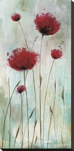 Stretched Canvas Print: Catherine Brink Canvas Art by Catherine Brink : 24x12in