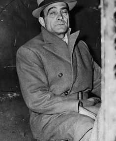 Vito Genovese, He is one EVIL looking man!