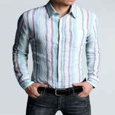 Fashionable Linen Shirts For Men