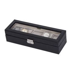 Mele and Co Lewis Mens Watch Box in Black by Mele Jewelry >>> Click image to review more details. (Note:Amazon affiliate link)