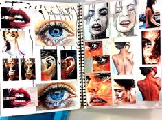 50 Ideas photography arte inspiration texture – A Level Art Sketchbook – Water A Level Art Sketchbook, Sketchbook Layout, Arte Sketchbook, Sketchbook Inspiration, Sketchbook Ideas, Kunst Inspo, Art Inspo, Art Sketches, Art Drawings
