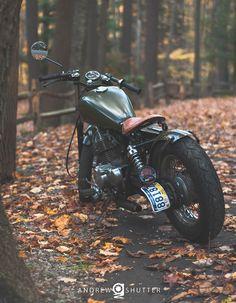 Bobber Inspiration | Honda Rebel bobber | Bobbers and Custom Motorcycles