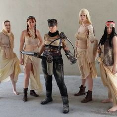This Working Imperator Furiosa Prosthetic Goes Way Beyond Cosplay