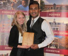 Hokie Spirit Award: Student Alumni Associates