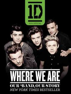 Join the band on their journey to superstardom. This is the only official book from 1D charting their journey since 2012from the places they visited and fans they met, to their thoughts and feelings,