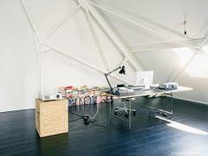minimal workplace