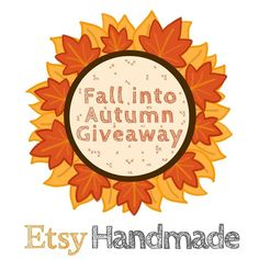 Hello Insta community! Sweater weather hot drinks and changing leaves are all part of my favorite season.  To celebrate our love for autumn I've teamed up with 14 other Etsy shops to bring you the #fallintoautumngiveaway!  There will be 15 unique prizes provided by the participating artists and shops showcasing their autumn favorites and this contest is open to all located in the USA.  Each shop will be giving away separate prizes so you have 15 chances to win! (One prize per person though…