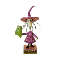 Amazon.com: Disney Traditions designed by Jim Shore for Enesco Nightmare Before Christmas Shock Figurine 4 IN: Home & Kitchen