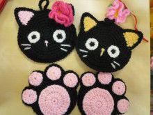 猫&肉球のアクリルたわし 雑貨屋Chel(ちぇる)のブログ
