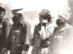 Soviet-Afghan War, soviet special forces operatives, Spetsnaz, displaying their Mujahideen disguises. Date and location unknown.