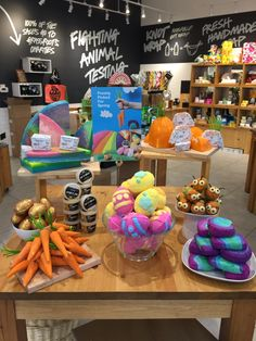 Easter at LUSH, 2015