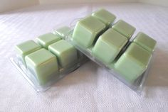 Rosemary Pure Soy Wax Melts Soy Tarts by FroggyBottomCrafters, $3.50
