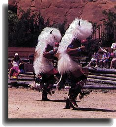 Red Rock State Park in Gallup, NM where the Native American Tribal Dances are held.
