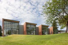 Centro de Música e Artes da Faculdade de Wenatchee Valley,© Lara Swimmer…