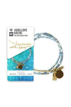 #GirlLove Rafiki Bracelet