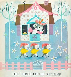 Potshots: A vintage children's book with Mary Blair illustrations