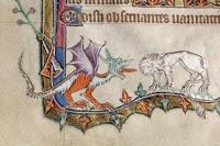 The Fitzwilliam Museum : Macclesfield Psalter