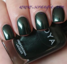 Scrangie: Zoya Diva Collection Fall 2012 Swatches and Review - Zoya Nail Polish in Ray