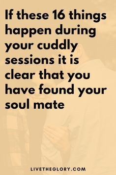 If these 16 things happen during your cuddly sessions, it is clear that you have found your soul mate - Live the glory Strong Couple Quotes, Happy Couple Quotes, Love Quotes For Him, Change Quotes, My Soulmate Quotes, Life Quotes, Attitude Quotes, Quotes Quotes, Healthy Relationship Quotes