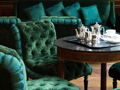 Top Hotels in Paris: Readers' Choice Awards 2017 Dining Table, Couch, Furniture, Home Decor, Homemade Home Decor, Settee, Diy Sofa, Home Furniture, Interior Design