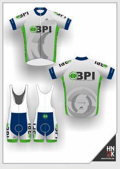 bpi shirt & short cycling