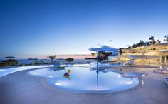 Resort Villas Rubin in Rovinj, Croatia, is a tourist resort offering everything making a resort properly organized and desirable and is one of the few ones in the Adriatic with so many diverse amenities that have remained in perfect harmony with the surrounding nature.